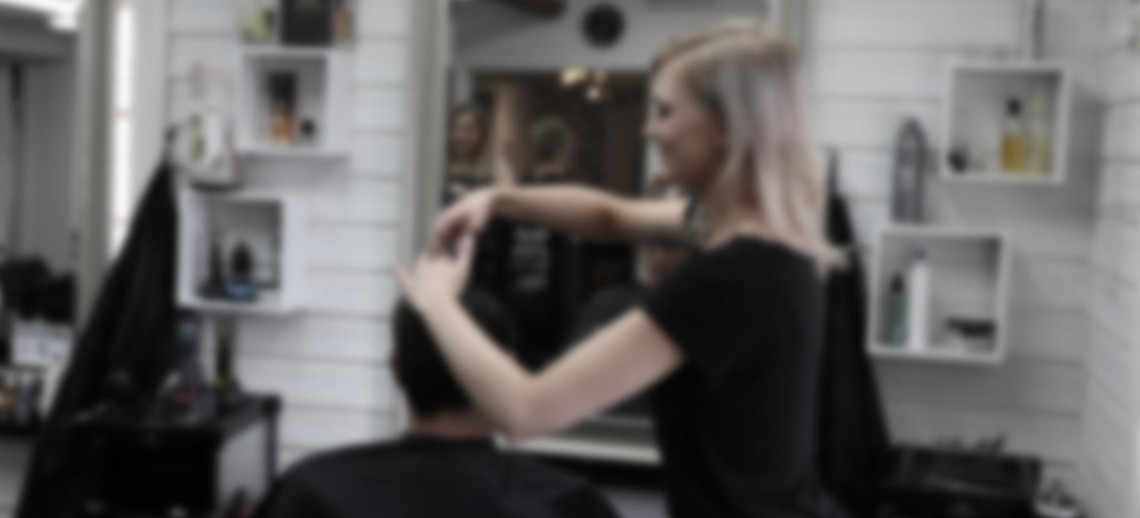 drop in frisör umeå